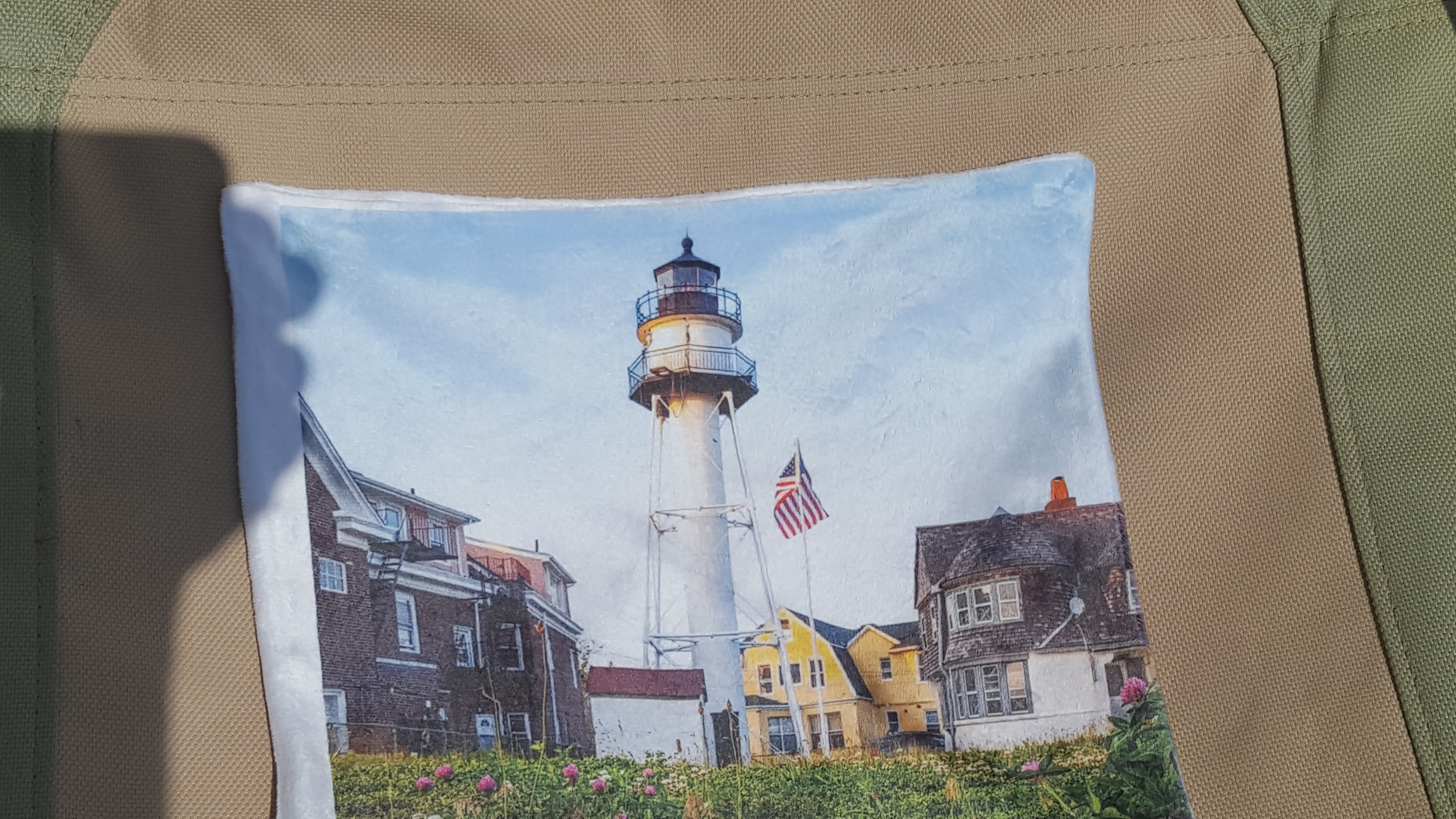 14 inch Throw Pillow Covers For Sublimation November