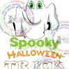 Ghost Halloween Graphic Source