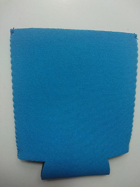 blue can coolies koozie
