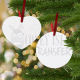 polymer christmas ornaments