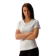 Women's Short Sleeve Crew Neck